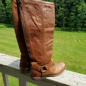 FRYE | Phillip Harness Tall Knee Boot